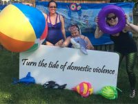 Turn the Tide of Domestic Viuolence event